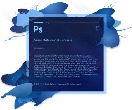 Photoshop CS6 extended FR